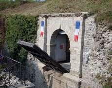 Fort du mont Vaudois à Héricourt