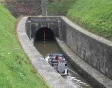 Franchir le tunnel de Saint-Albin