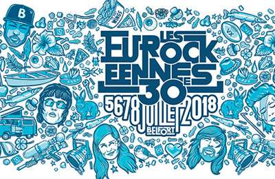 Malsaucy : Festival des Eurockéennes