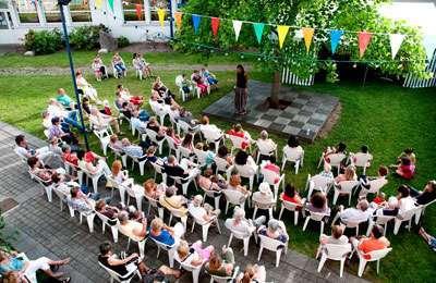 Lure- Luxeuil-les-bains -Vesoul : Festival des franches conteries