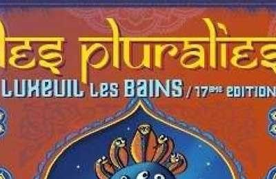 Luxeuil-les-Bains : Festival des pluralies