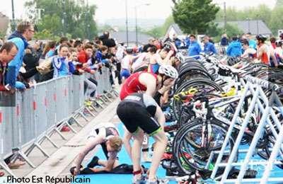 Vesoul : Triathlon - 32e édition