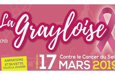 Gray : La grayloise - marche-course