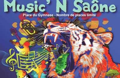 Port-sur-Saône : Music'N Saône