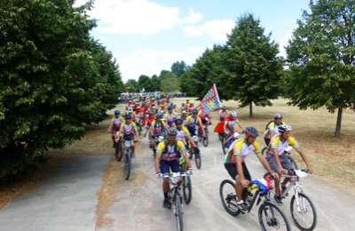 Vesoul, : Semaine cycliste nationale et européenne des jeunes