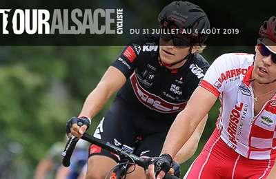 Le Tour cycliste Alsace