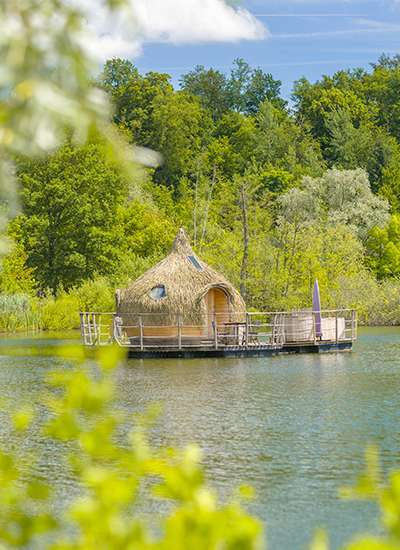 Robinsons aux Cabanes des Grands Lacs