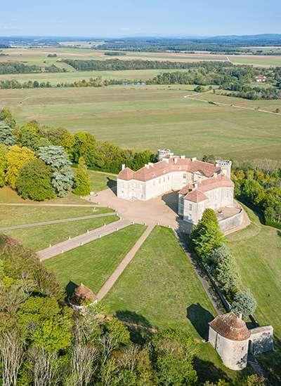 Château de Ray-sur-Saône : dominer la Vallée de la Saône