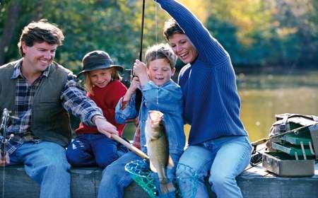 L'Ognon a la pêche