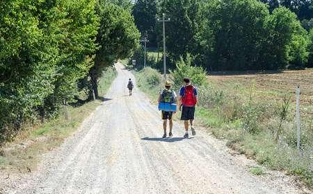Sortir des sentiers battus sur la Via Francigena