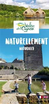 Carte touristique Vallée de l'Ognon