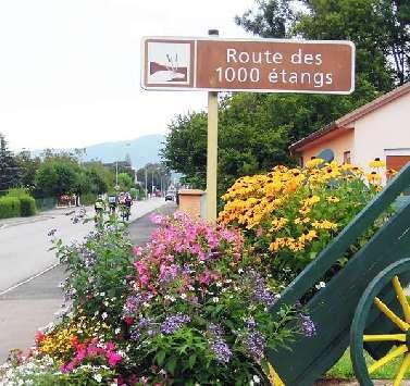 Routes et chemins touristiques