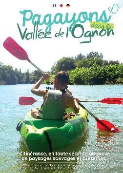 Pagayons dans la Vallée de l'Ognon