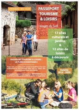 Passeport Tourisme et Loisirs