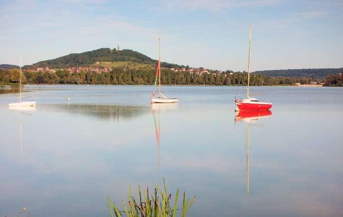4 jours de vacances au lac de Vaivre-Vesoul